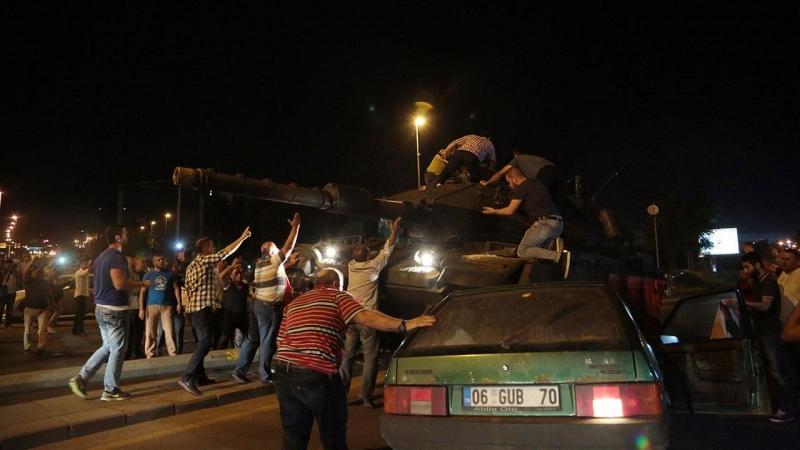 Cuộc đảo chính ở Thổ Nhĩ Kỳ