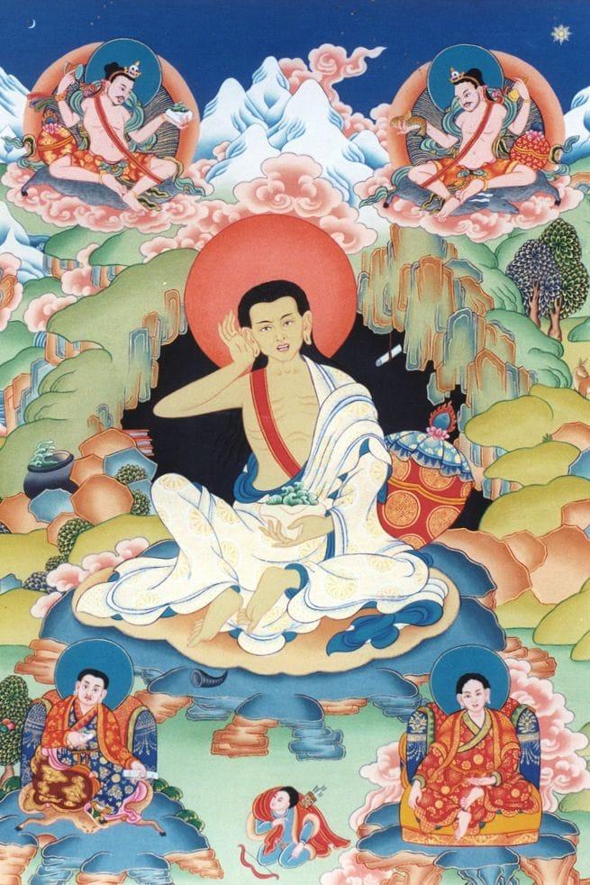 Cuộc đời của Đức Phật Milarepa
