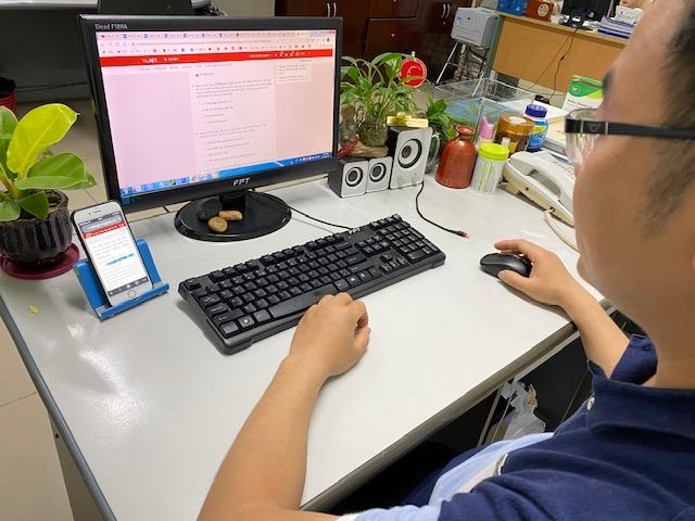 Cuộc thi tìm hiểu về Đoàn Thanh niên Cộng sản Hồ Chí Minh trên mạng xã hội