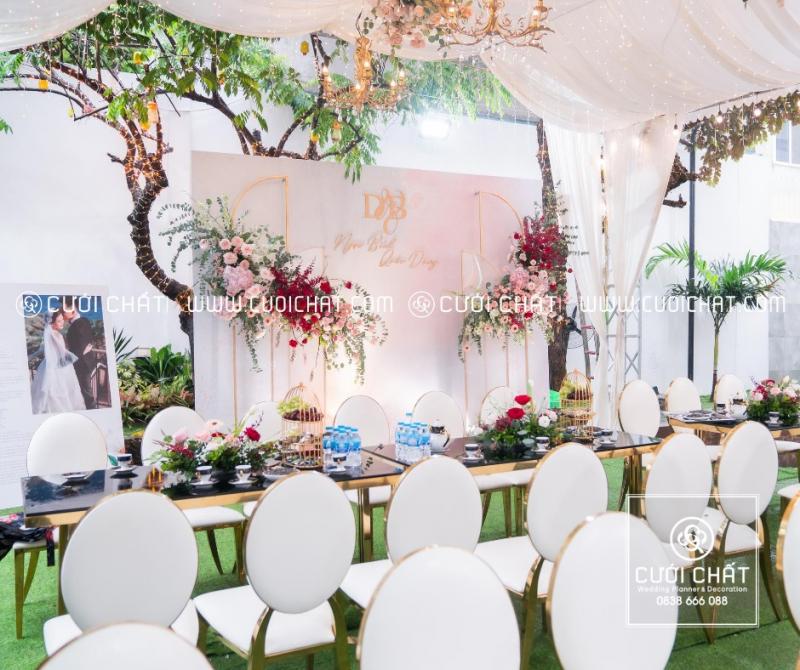 Cưới Chất Wedding Planner