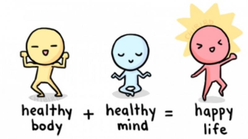 Sức khoẻ và trí tuệ là tài sản quý nhất của con người
