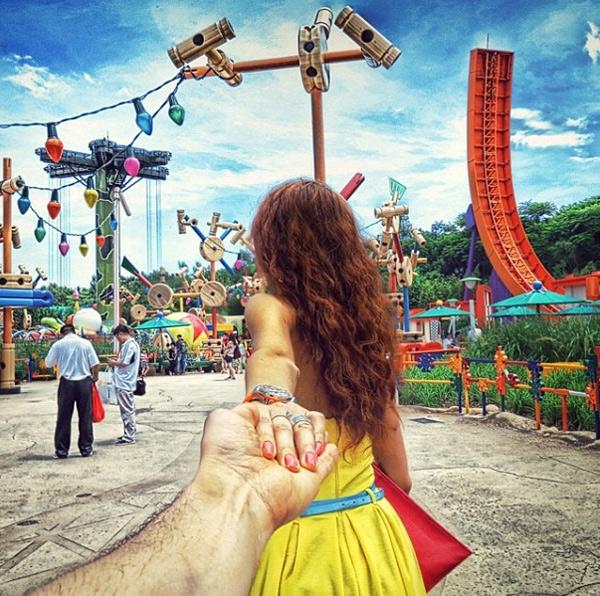Cuối cùng hãy thử 1 lần cùng người yêu đi du lịch xem sao bổ ích đó