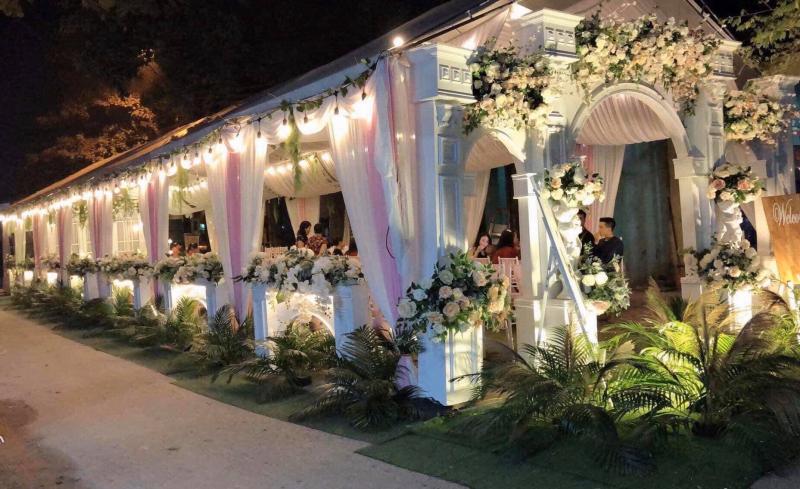 Dịch vụ trang trí tiệc cưới - Cưới Hỏi Yến Linh