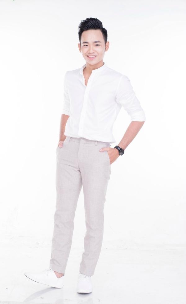 Anh Tú - quán quân Cười Xuyên Việt mùa 2