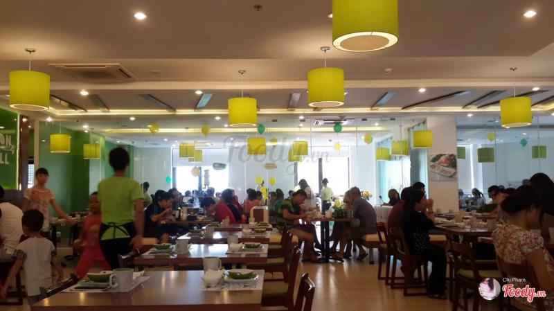 Cuốn N Roll Restaurant - Giảng Võ
