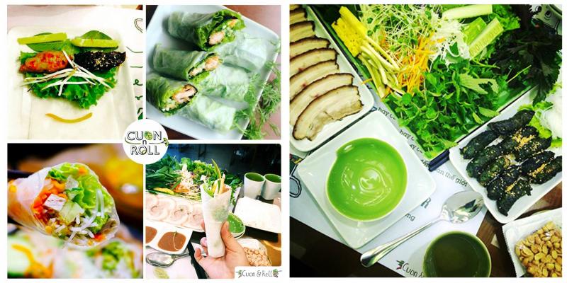 Thực đơn cuốn của N Roll Restaurant - Giảng Võ rất phong phú và đa dạng cho sự lựa chọn của mỗi người đến với nhà hàng.