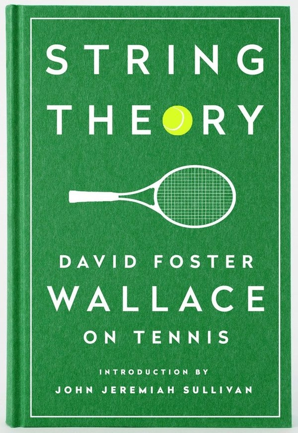 "Cuốn sách ""String Theory"" - David Foster Wallace"