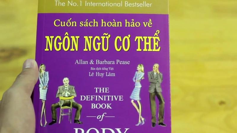 Cuốn sách Body Language