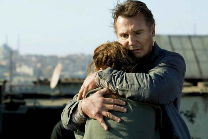 Những hình ảnh xúc động trong những phút cuối của bộ phim