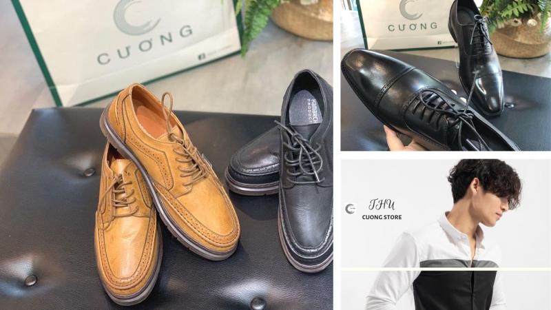 Top 8 Shop giày nam đẹp và chất lượng tại TP. Biên Hòa, Đồng Nai.