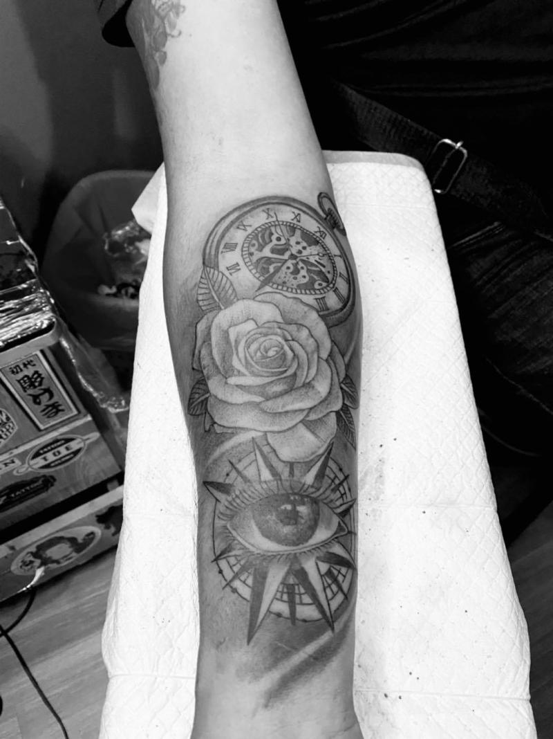 Cường Tattoo Art