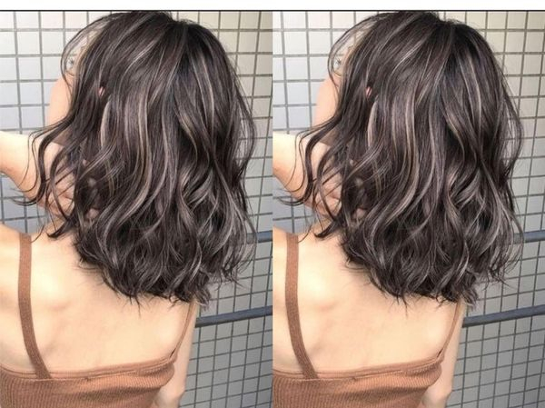 Curly Color Hairdressing