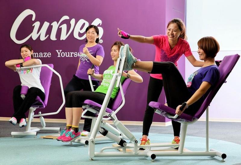 Curves 535 Kim Mã - CLB Gym dành riêng cho nữ