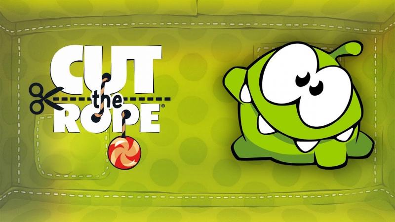 Cut the rope - chú ếch đầy ngộ nghĩnh