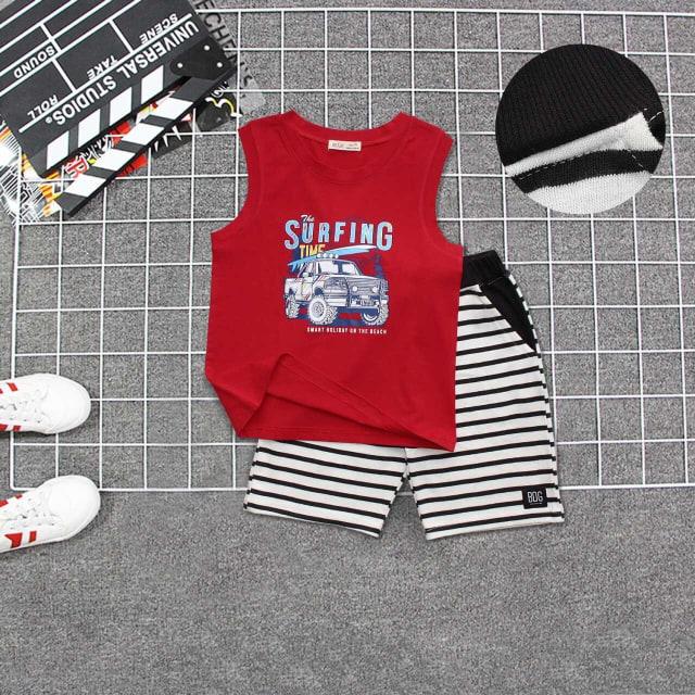 Cute - Kids' Fashion chuyên kinh doanh các mặt hàng thời trang cho các bé từ 0 đến 14 tuổi