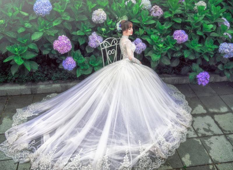 Cửu Long Studio - ELLI BRIDAL - dịch vụ cho thuê váy cưới đẹp, uy tín tại Cần Thơ