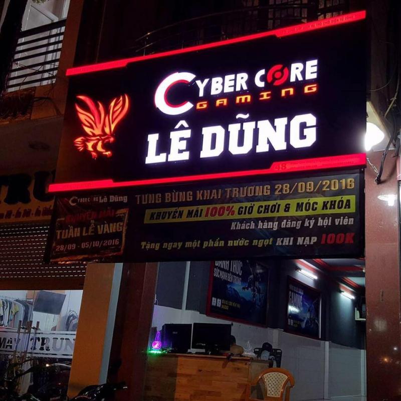 CyberCore Gaming Lê Dũng