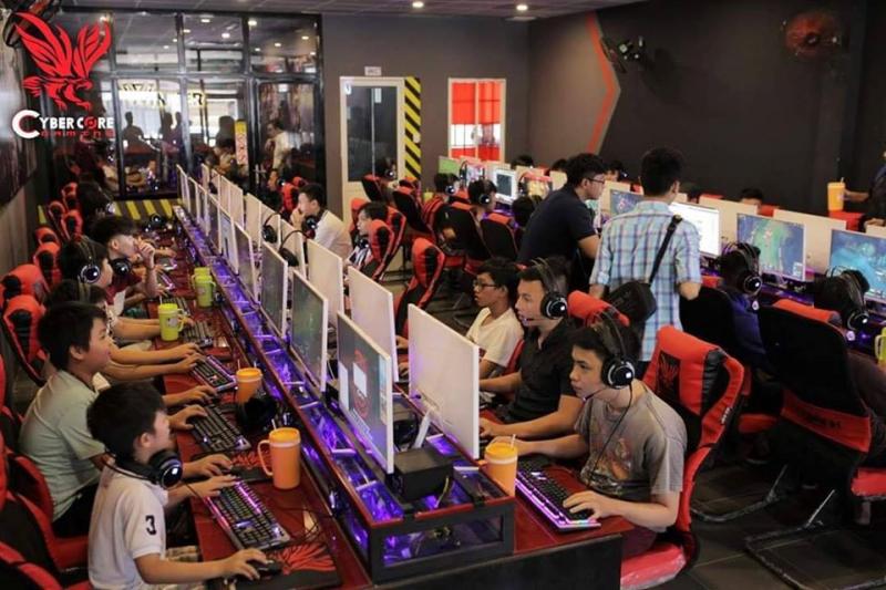 CyberCore Gaming Winner