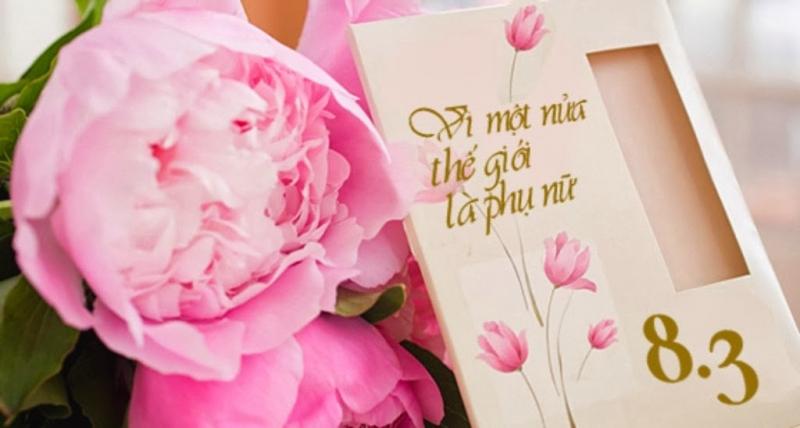 Lời chúc 8/3 hay, ý nghĩa và ngắn gọn dành tặng vợ