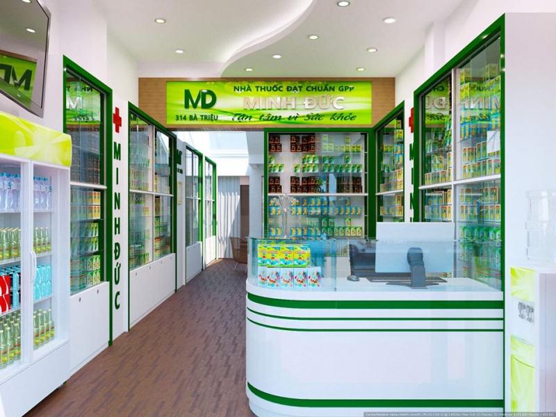 Nhà thuốc Minh Đức