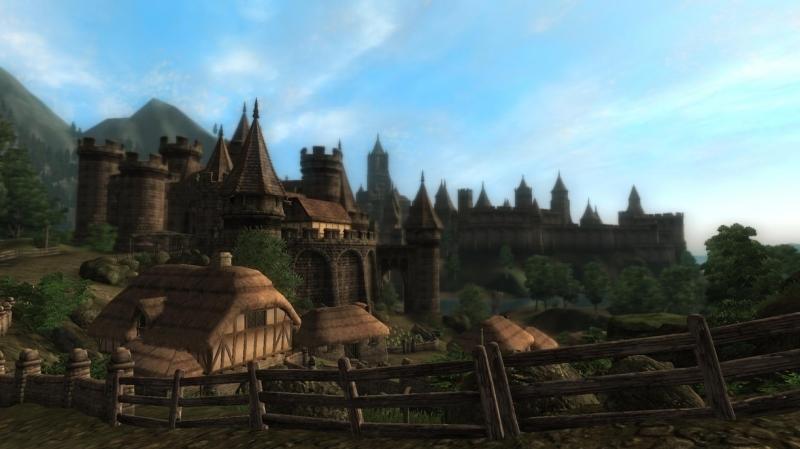 Enderal - mod từ The Elder Scrolls
