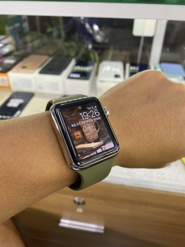 Apple Watch Gen 1 42mm Thép 99%. Không chỉ cung cấp điện thoại, D8 còn cung cấp các sản phẩm công nghệ cao khác