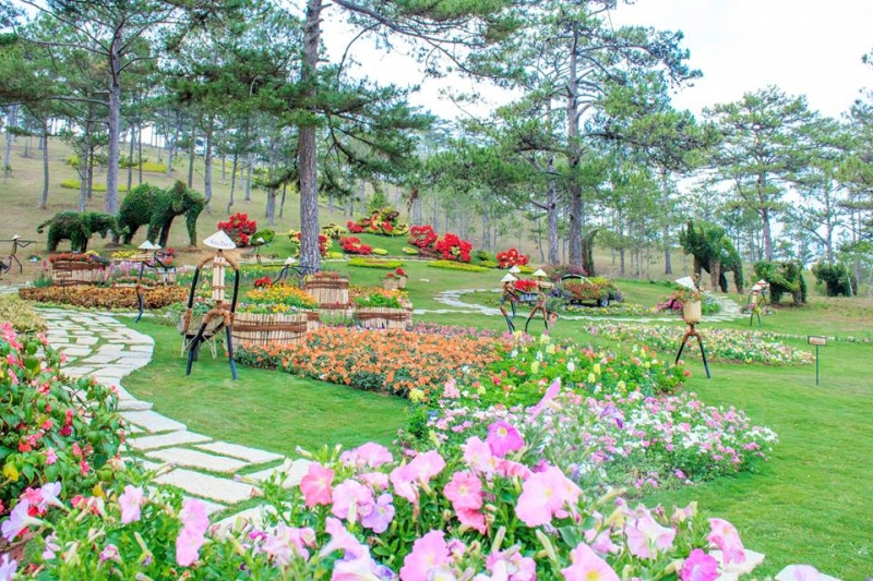 Đà Lạt, thành phố hoa