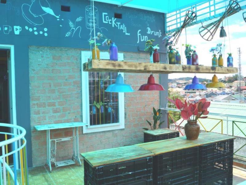 Đà Lạt note hostel