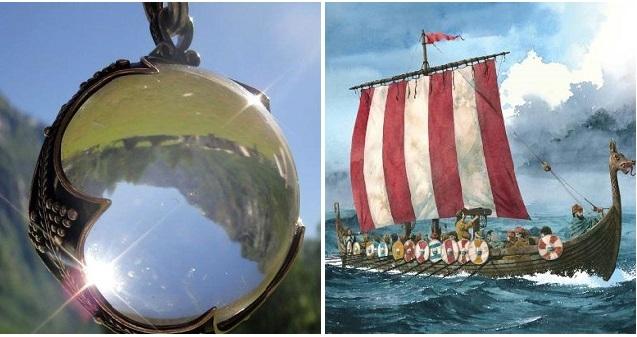 Đá mặt trời huyền thoại – một loại thiết bị định hướng thời cổ của người Viking