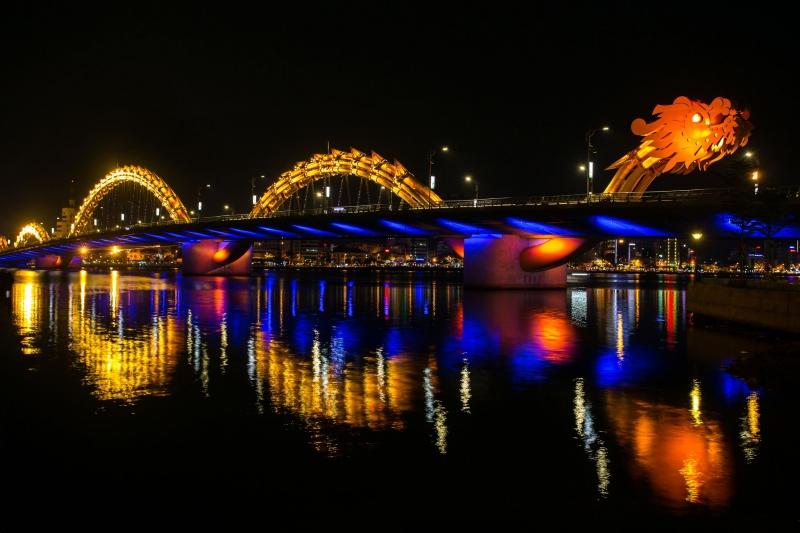 Cầu Hàm Rồng - Thành phố Đà Nẵng