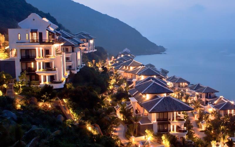 InterContinental Danang Sun Peninsula Resort là khu nghỉ dưỡng mang đẳng cấp quốc tế