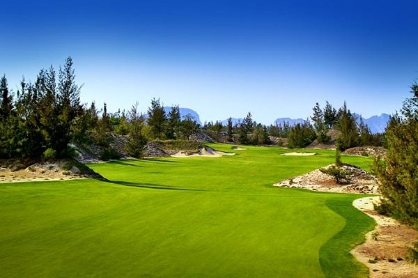 Da Nang Golf Club gắn với huyền thoại Greg Norman