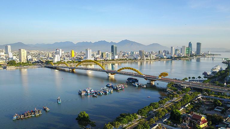 Cầu Rồng - một trong top 4 Tứ đại mỹ kiều của thành phố Đà Nẵng