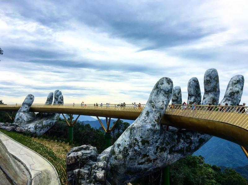 Cầu Vàng - Đà Nẵng