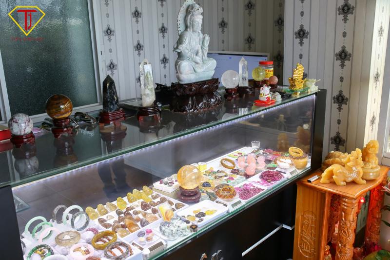 Đá Phong Thủy Tiên Jewelry