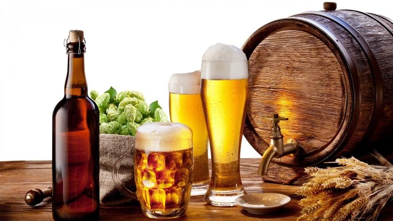 Đã từng xem bia là thứ nước giải khát như nước ngọt