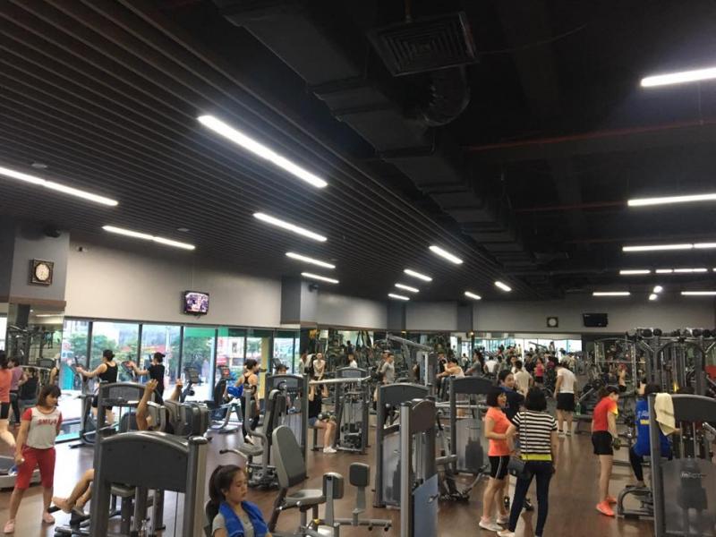 Dabaco Fitness & Yoga Centers