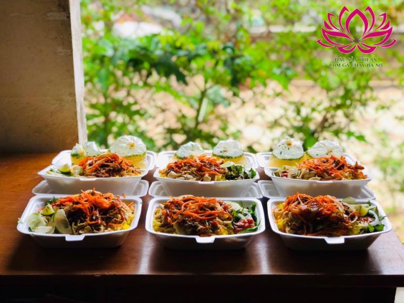 Đặc sản ẩm thực chay Hội An