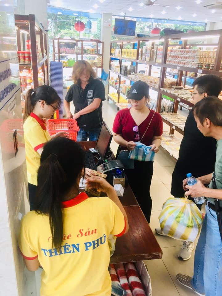 Đặc sản miền trung Thiên Phú