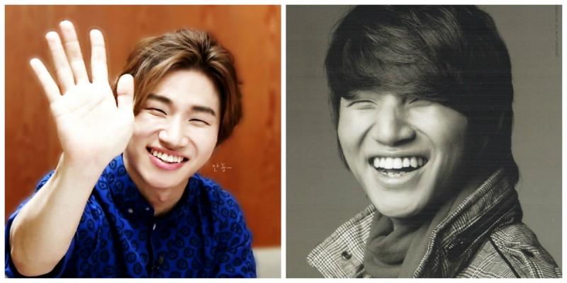 Dae Sung là một chàng trai có nụ cười hạnh phúc