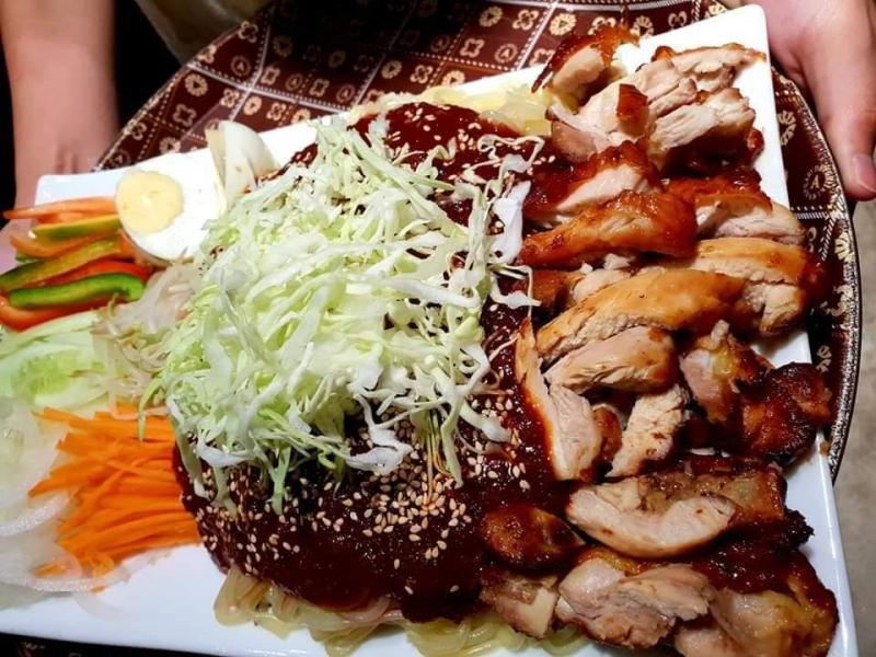 Dagiya Chicken