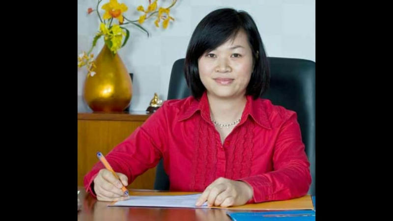 Bà Phạm Thuý Hằng