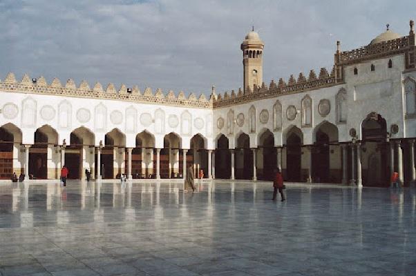 Đại học Al-Azhar, Ai Cập