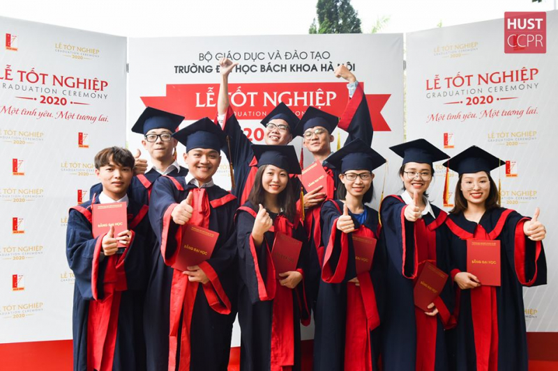 Sinh viên trường Đại học Bách khoa Hà Nội