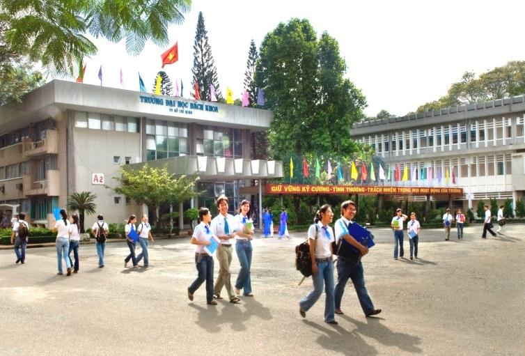 Đại học Bách Khoa TP.HCM