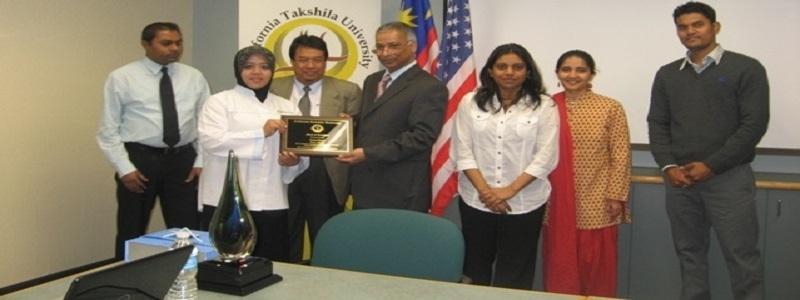 Đại học California Takshila là một tổ chức đào tạo và phát triển nghề nghiệp cao