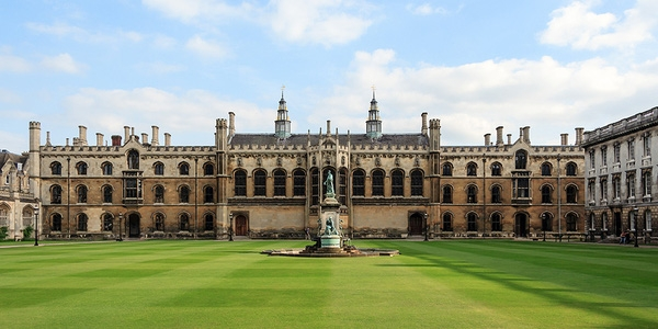 Ngôi trường nổi tiếng về chất lượng giáo dục tầm đẳng cấp quốc tế mà còn nét kiến trúc nổi bật