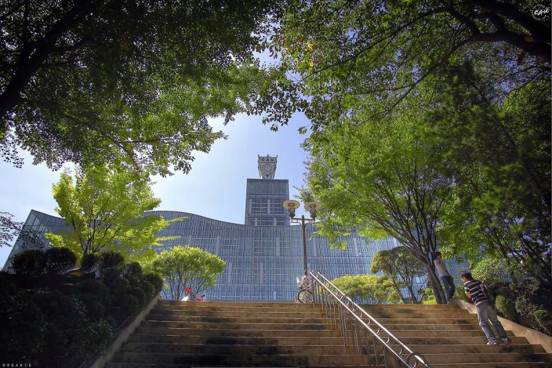 Kiến trúc cơ sở hạ tầng phát triển ở Hàn Quốc