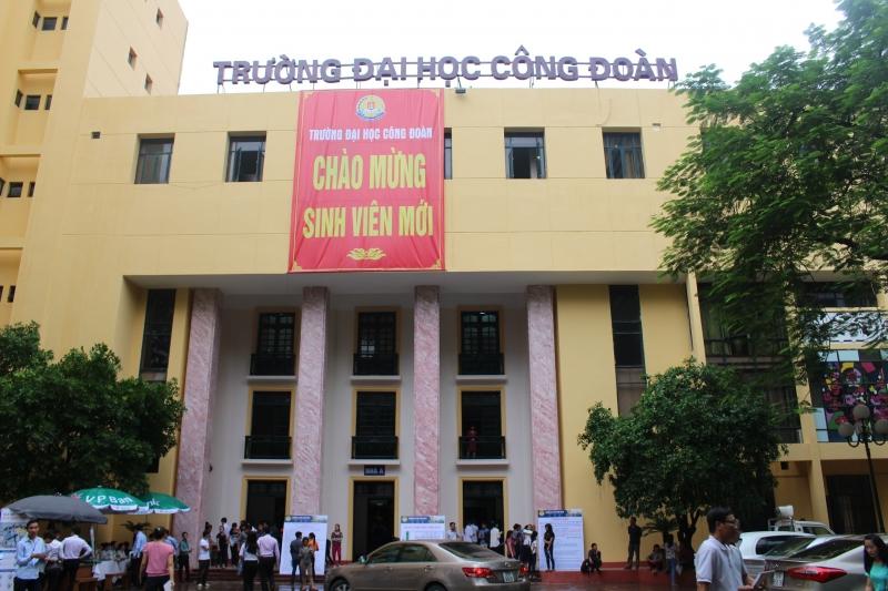 Trường đại học Công Đoàn
