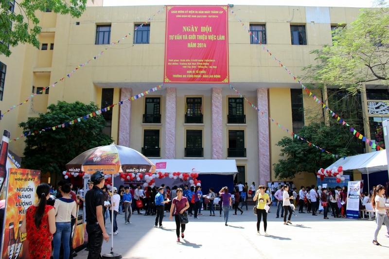 Đại học Công đoàn Việt Nam